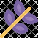 Leaf Stem Leaves Icon