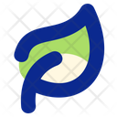 Eco Ecology Leaf Icon