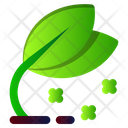 Leaf Nature Spring Icon