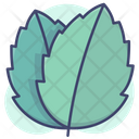 Leaves Nature Plants Icon