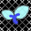 Leaf Internet Business Icon