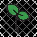 Garden Gardening Leaf Icon
