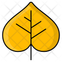 Leaf Nature Season Icon