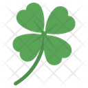 Leaf Lucky Clover Icon