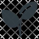Leaf Bio Eco Icon