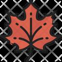 Leaf Tree Dinner Icon