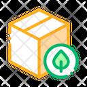 Leaf Box Icon