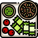 Leaf Salad Icon