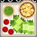 Leaf Salad Salad Bowl Salad Icon
