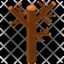 Leafless tree Icon