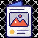 Leaflet Marketing Icon