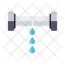 Leak Pipe Icon