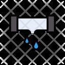 Pipe Pipeline Broken Icon