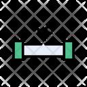 Pipe Broken Pipeline Icon