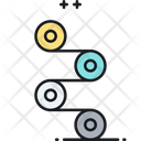Lean Process Assembly Icon