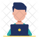 Learner Student Study Icon