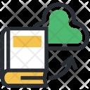 Learning E Document Ebook Icon