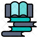 Learning Book Knowledge Icon