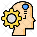 Learning Artificial Intelligence Icon