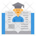 Learning Book Open Book Icon