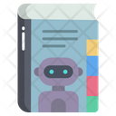 Learning Robot Teachnology Icon