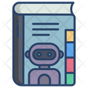 Learning Robot Virtual Learning Icon