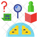 Learning Study Experience Icon