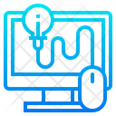 Learning Idea Online Learning Education Icon
