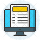 Learning Management Education Learning Icon