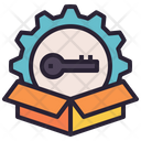 Resources Key Learning Icon