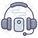 Learning Support Technical Support Online Support Icon