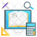 Learning Tools School Supplies Learning Accessories Icon