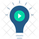 Video Learning Video Innovation Video Icon