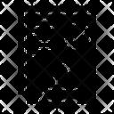 Lease Document Icon