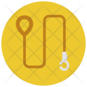 Leash Dog Belt Icon