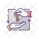 Leasing Contract Loan Icon