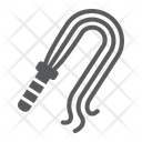 Leather Whip Sex Icon