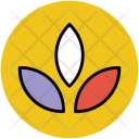 Leaves Greenery Plant Icon