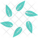 Leaves Greenery Foliage Icon