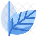 Leaves Two Leaf Icon