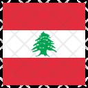 Lebanon Lebanese National Icon