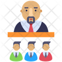Lecture Education Learning Icon