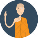 Lecturer Monk Character Icon