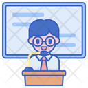 Lecturer Icon