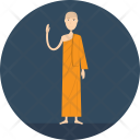 Lecturer Monk Lecture Icon