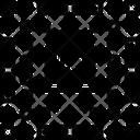 Led Optic Cathod Icon