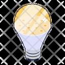 Energy Saver Bulb Light Bulb Icon