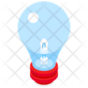 Led Bulb Energy Saver Electric Bulb Icon