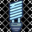 Led Light Lamp Eletric Bulb Icon