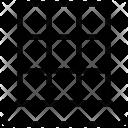 Ledge Window Icon